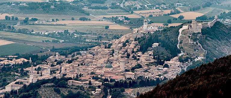 Assisi accommodations information